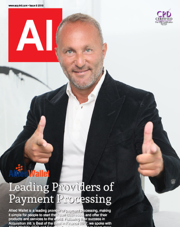 Andy Khawaja on AI magazine cover